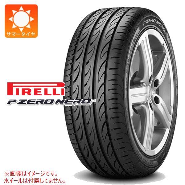 サマータイヤ 215/45R17 91Y XL ピレリ P ゼロ ネロ PIRELLI P ZERO NERO 正規品