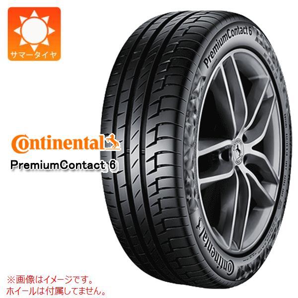 サマータイヤ 245/40R18 97Y XL コンチネンタル プレミアムコンタクト6 CONTINENTAL PremiumContact 6 正規品