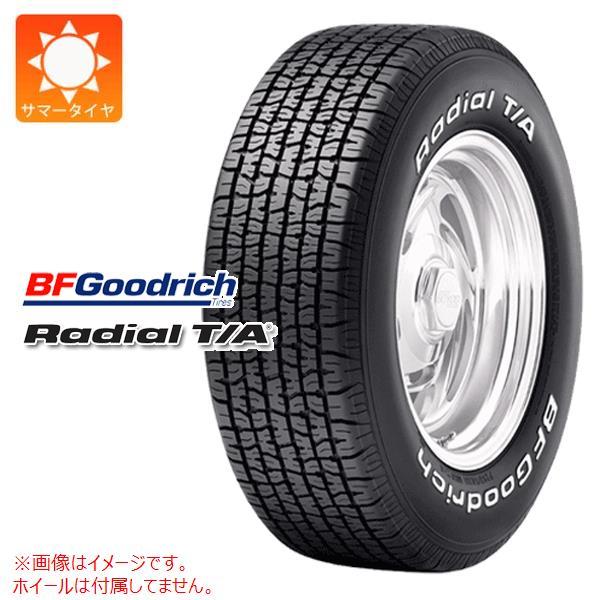 サマータイヤ 235/70R15 102S BFグッドリッチ ラジアルT/A ホワイトレター BFGoodrich Radial T/A