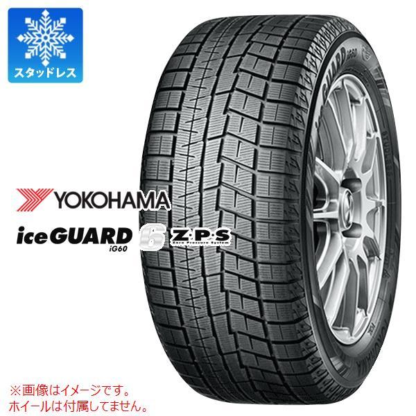 4本 スタッドレスタイヤ 225/60R18 104Q XL ヨコハマ アイスガードシックス iG60 ランフラット YOKOHAMA iceGUARD 6 iG60 Z・P・S