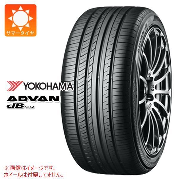 4本 サマータイヤ 265/35R18 97W XL ヨコハマ アドバン デシベル V552 YOKOHAMA ADVAN dB V552