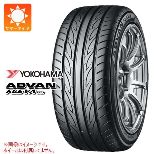 サマータイヤ 285/30R20 99W XL ヨコハマ アドバン フレバ V701 YOKOHAMA ADVAN FLEVA V701