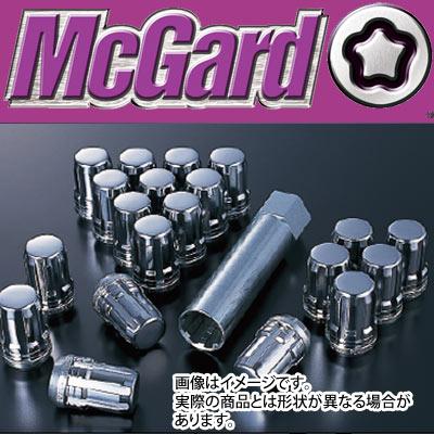 【正規品】 マックガード(McGard) MCG-65006 スプラインドライブ ラグナット M12×P1.5 21HEX 20個入 スプラインドライブナット