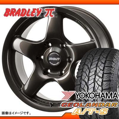 财轮胎245/70R17 119/116R yokohamajioranda A/T-S G012黑色信&Bradley派8.0-17轮胎轮罩4瓶一套