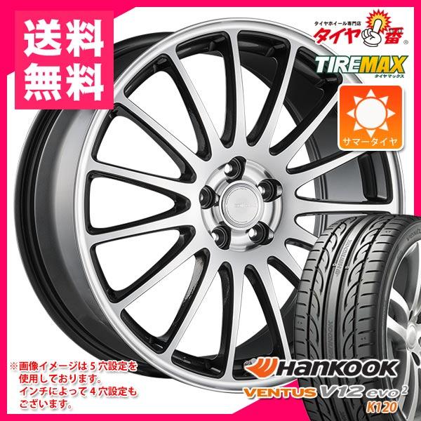 サマータイヤ 185/55R15 82V ハンコック ベンタス 5.5-15 V12evo2 K120 エコフォルム ベンタス V12evo2 CRS12 5.5-15 タイヤホイール4本セット, FOCUS:9ec5349f --- sunward.msk.ru