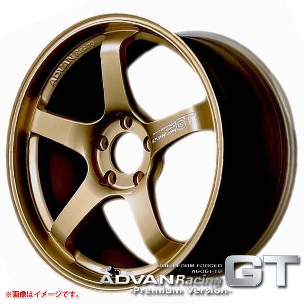 アドバンレーシング GT プレミアムバージョン 10.5-20 ホイール1本 ADVAN Racing GT Premium Version