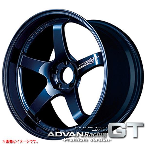 アドバンレーシング GT プレミアムバージョン 8.0-18 ホイール1本 輸入車用 ADVAN Racing GT Premium Version VW アウディ BMW用