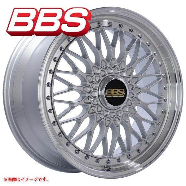 BBS SUPER-RS 8.5-20 ホイール1本 BBS SUPER-RS