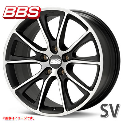BBS SV 10.0-20 ホイール1本 輸入車用 BBS SV