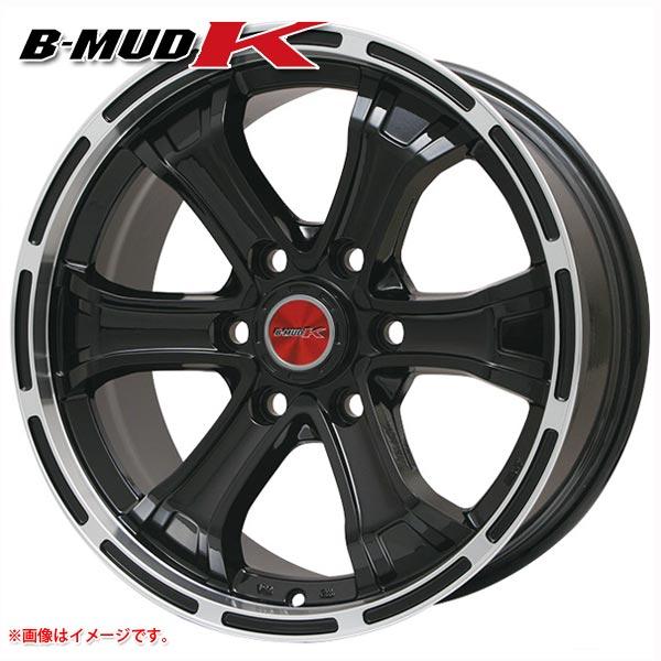 B マッド K GB/リムP 6.0-15 ホイール1本 B-MUD K GB/リムP 200系ハイエース