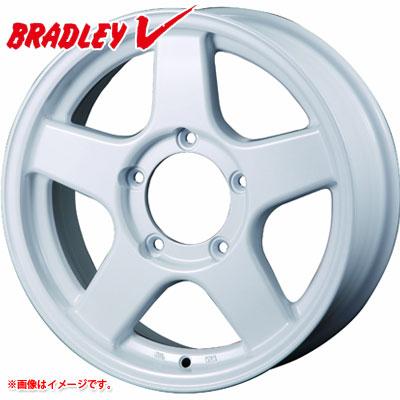 ブラッドレー V 6.0-16 ホイール1本 BRADLEY V ジムニーシエラ専用