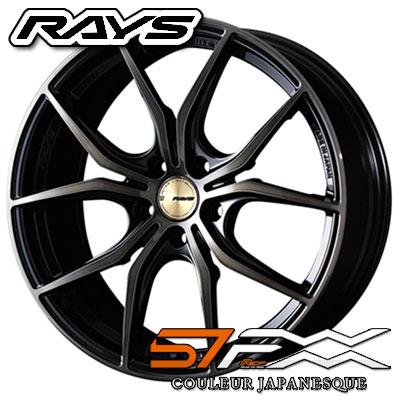 雷耶斯克权利57FXX CJ规格8.0-18轮罩1部gram LIGHTS 57FXX CJ SPEC