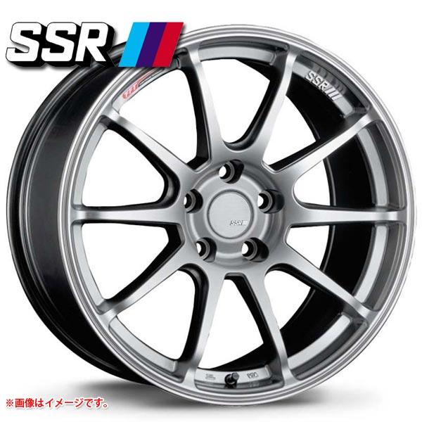 <title>SSR 再再販 GTV02 8.5-18 ホイール1本</title>