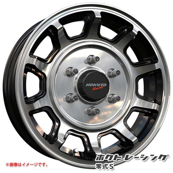 クリムソン ホクトレーシング 零式-S 6.5-16 ホイール1本 Hokuto Racing 零式-S ハイエース専用