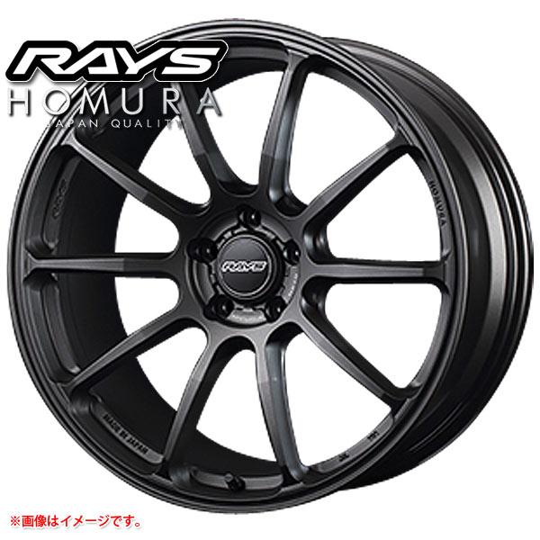 レイズ ホムラ ヒューガ HP10 9.5-20 ホイール1本 HOMURA HYUGA HP10