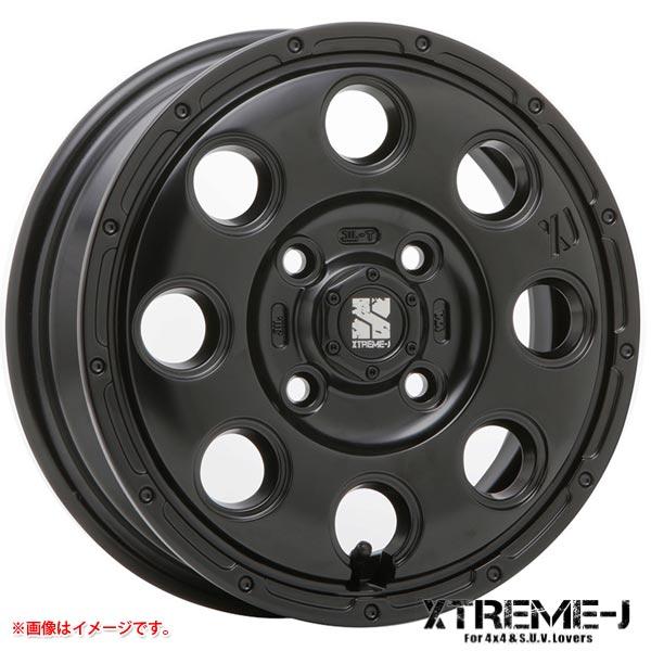 エクストリームJ KK03 4.5-14 ホイール1本 X TREME-J KK03 軽カー専用