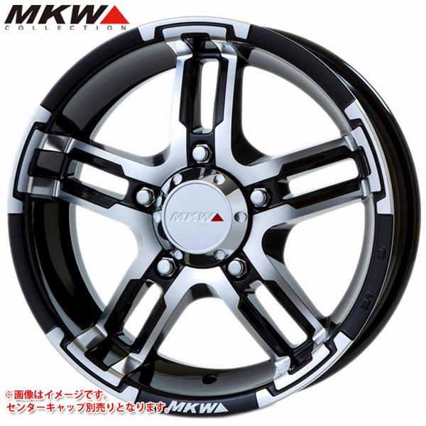 MKW MK-55J 5.5-16 ホイール1本 MK-55J ジムニーシエラ専用