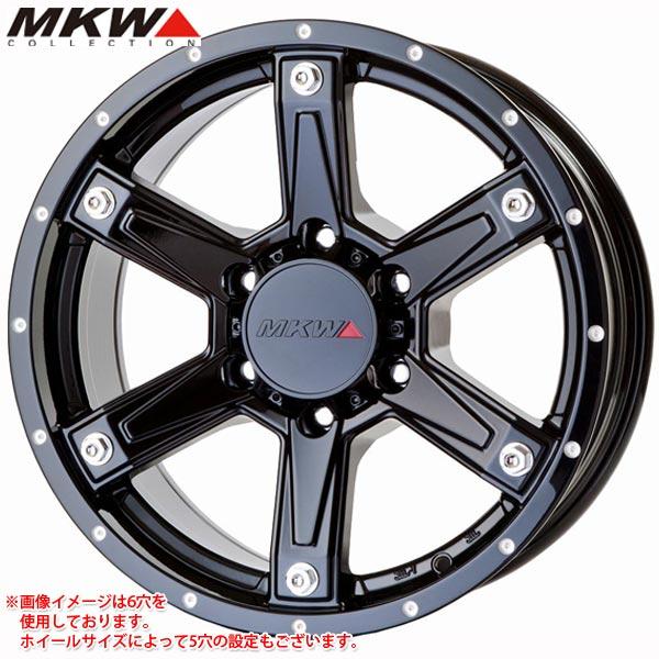 MK-56 MB 8.0-17 ホイール1本 MK-56 Milled Black