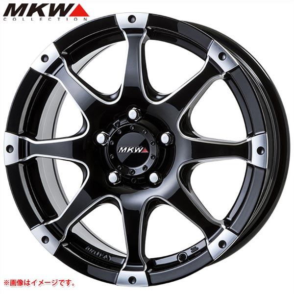 MKW MK-76 8.0-18 ホイール1本 MK-76