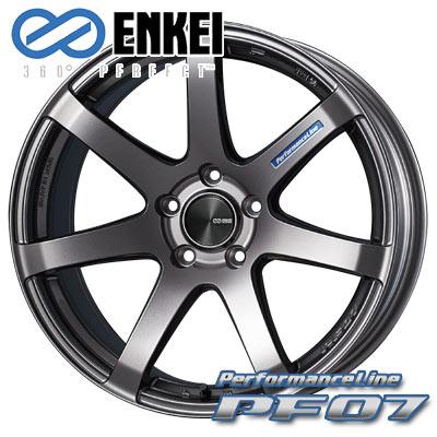 ENKEI エンケイ パフォーマンスライン PF07 8.0-18 ホイール1本 輸入車用 Performance Line PF07