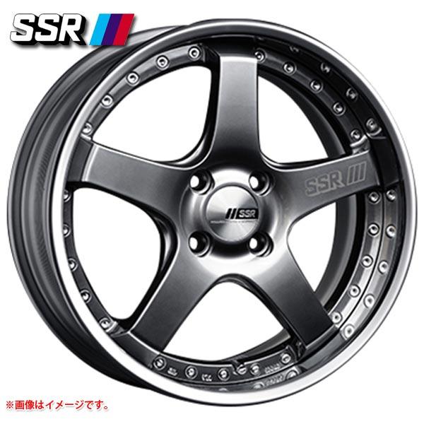 SSR プロフェッサー SP4R 8.0-16 ホイール1本 Professor SP4R