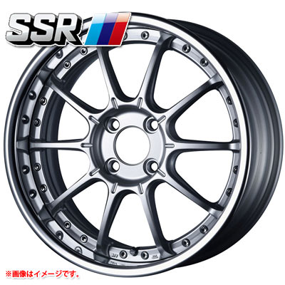 SSR プロフェッサー SP5R 8.0-16 ホイール1本 Professor SP5R