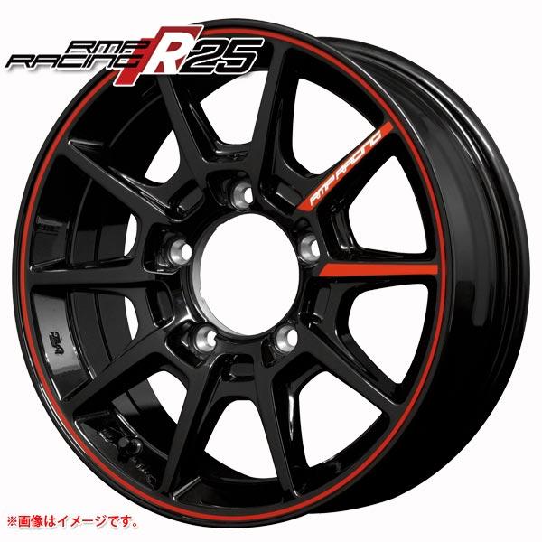 RMP レーシング R25 5.5-16 ホイール1本 RMP RACING R25 ジムニー専用