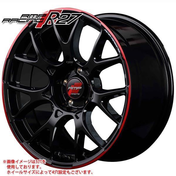ベストセラー RMP レーシング R27 7.0-17 ホイール1本 RMP RACING R27, 木屋平村 e7f85582