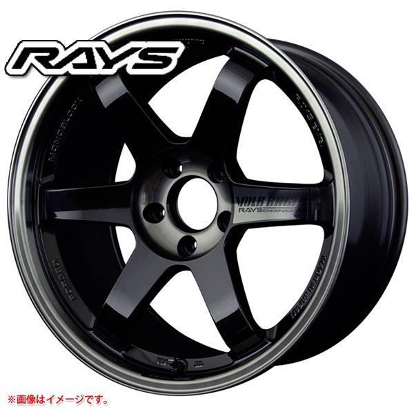供reizuborukureshingu TE37SL 8.5-18轮罩1辆进口车使用的VOLK RACING TE37SL