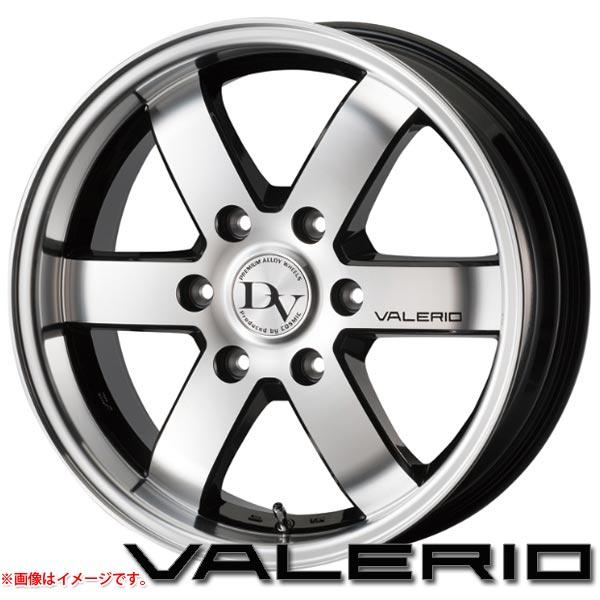 コスミック ディアヴォレット ヴァレリ 6.0-15 ホイール1本 DIAVOLETTO VALERIO 200系ハイエース