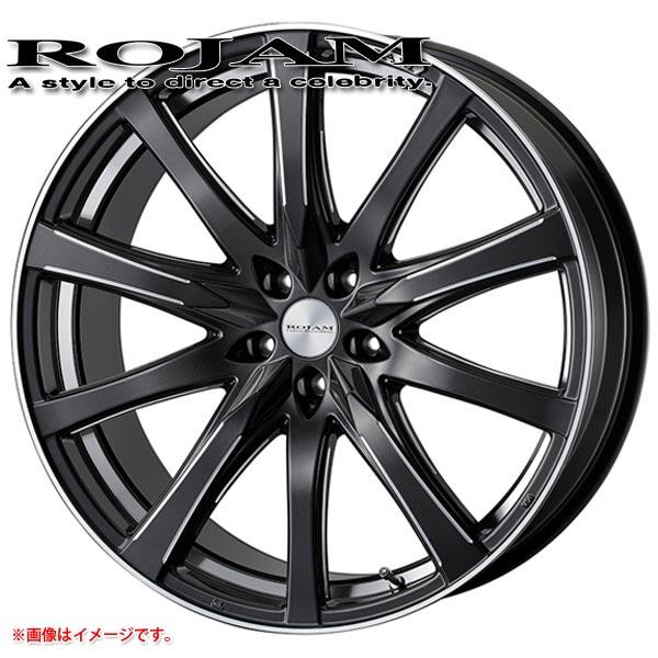 ロジャム ヴェクトル ブラックトゥールビヨン 7.5-19 ホイール1本 ROJAM Vector Black tourbillon