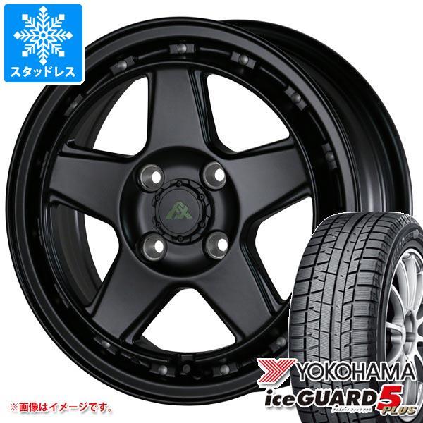 スタッドレスタイヤ ヨコハマ アイスガードファイブ プラス iG50 145/80R12 74Q & ドゥオール フェニーチェ クロス XC5 4.0-12 タイヤホイール4本セット145/80-12 YOKOHAMA iceGUARD 5 PLUS iG50
