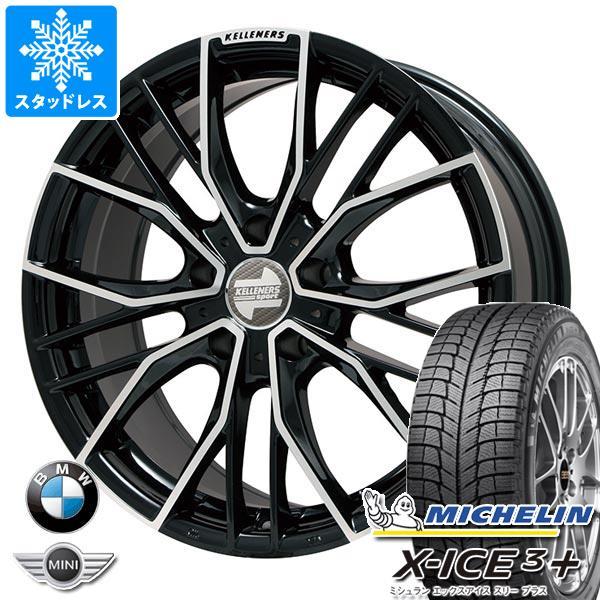 BMW G01 X3用 スタッドレス ミシュラン エックスアイス3プラス 225/60R18 100H ケレナーズ エルツ タイヤホイール4本セット