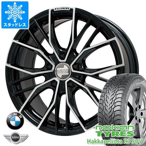 高価値 BMW XL G01 ノキアン X3用 スタッドレス ノキアン ハッカペリッタ R3 SUV 225/60R18 225/60R18 104R XL ケレナーズ エルツ タイヤホイール4本セット, あかりと電球のランプメンテナンス:727af519 --- jeuxtan.com