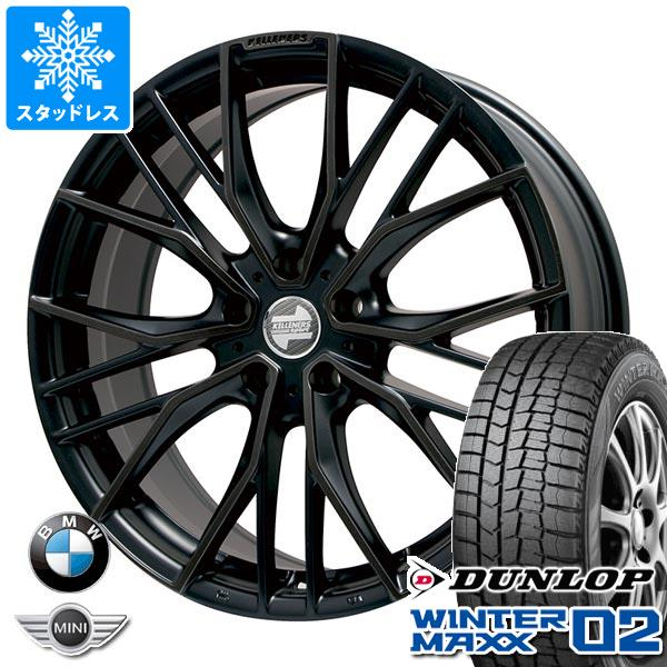 BMW G30/G31 5シリーズ用 スタッドレス ダンロップ ウインターマックス02 WM02 245/40R19 94Q ケレナーズ エルツ MB タイヤホイール4本セット