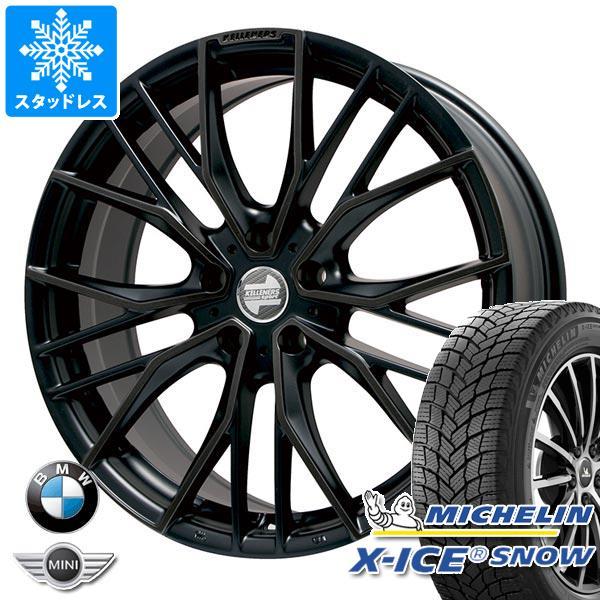 BMW G20 3シリーズ用 2020年製 スタッドレス ミシュラン エックスアイススノー 225/45R18 95H XL ケレナーズ エルツ タイヤホイール4本セット