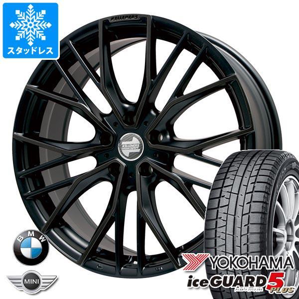 BMW F40 1シリーズ用 スタッドレス ヨコハマ アイスガードファイブ プラス iG50 205/55R16 91Q ケレナーズ エルツ MB タイヤホイール4本セット