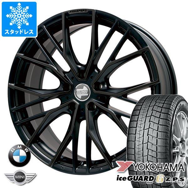 BMW G01 X3用 スタッドレス ヨコハマ アイスガードシックス iG60 245/50RF19 105Q XL ランフラット ケレナーズ エルツ MB タイヤホイール4本セット