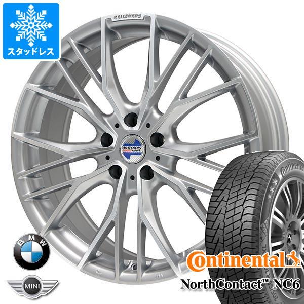 BMW G20 3シリーズ用 スタッドレス コンチネンタル ノースコンタクト NC6 225/45R18 95T XL ケレナーズ エルツ SP タイヤホイール4本セット