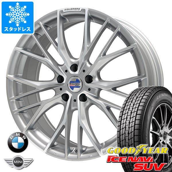 若者の大愛商品 BMW G01 アイスナビ X3用 スタッドレス グッドイヤー エルツ グッドイヤー アイスナビ SUV 225/60R18 100Q ケレナーズ エルツ タイヤホイール4本セット, hana online-shop:4e0ab1bc --- growyourleadgen.petramanos.com