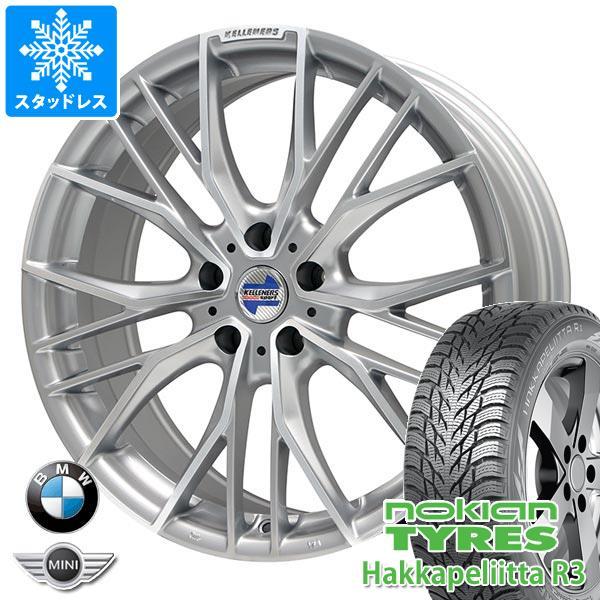 BMW G20 3シリーズ用 スタッドレス ノキアン ハッカペリッタ R3 225/40R19 93T XL ケレナーズ エルツ SP タイヤホイール4本セット