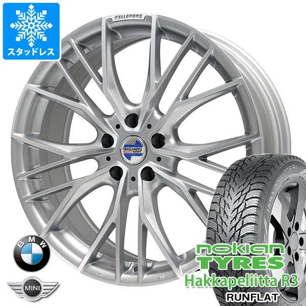 【サイズ交換OK】 BMW F45 XL/F46 2シリーズ用 スタッドレス ノキアン エルツ ハッカペリッタ R3 205 F45/F46/60R16 96R XL ランフラット ケレナーズ エルツ タイヤホイール4本セット, CREWBAR LAND:b48dfe55 --- domains.visuallink.ca