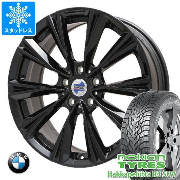 BMW G07 X7用 スタッドレス ノキアン ハッカペリッタ R3 SUV 275/50R20 113R XL ケレナーズ エックスライン タイヤホイール4本セット
