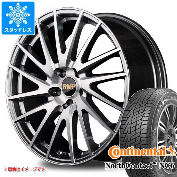 スタッドレスタイヤ コンチネンタル ノースコンタクト NC6 235/55R20 102T & RMP 016F 8.5-20 タイヤホイール4本セット 235/55-20 CONTINENTAL NorthContact NC6
