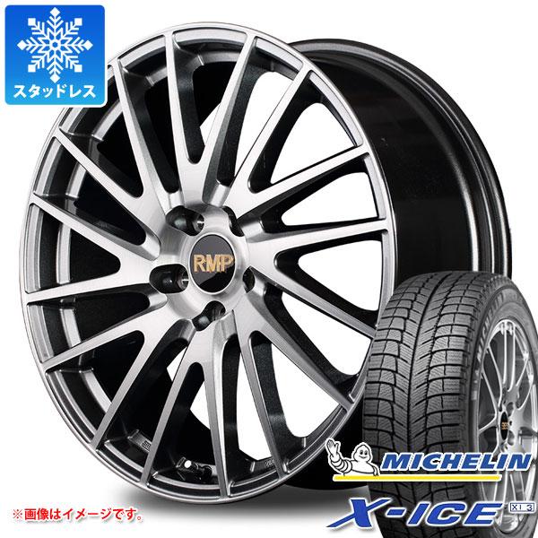 スタッドレスタイヤ ミシュラン エックスアイス XI3 245/40R19 98H XL & RMP 016F 8.0-19 タイヤホイール4本セット 245/40-19 MICHELIN X-ICE XI3