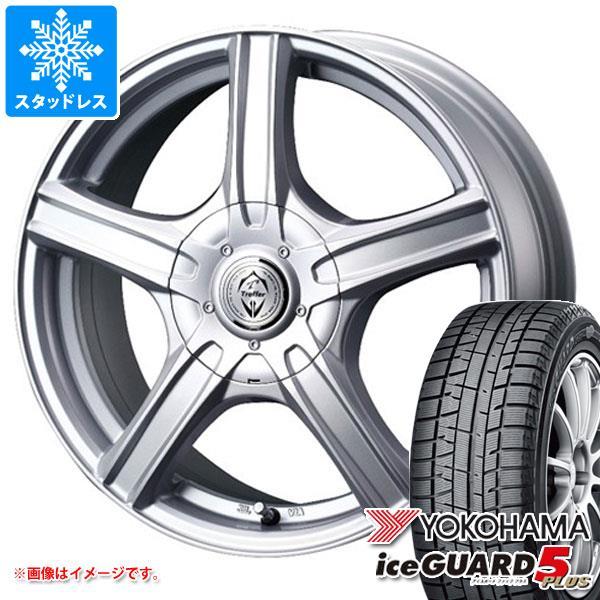 スタッドレスタイヤ ヨコハマ アイスガードファイブ プラス iG50 205/65R16 95Q & トレファー MH 6.5-16 タイヤホイール4本セット 205/65-16 YOKOHAMA iceGUARD 5 PLUS iG50