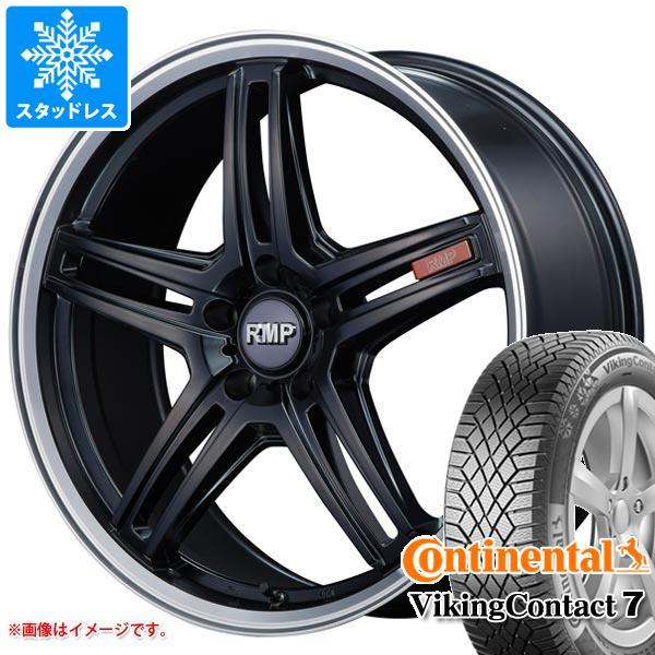 通販 スタッドレスタイヤ コンチネンタル XL バイキングコンタクト7 7 225 タイヤホイール4本セット/60R18 104T XL& RMP 520F 8.0-18 タイヤホイール4本セット 225/60-18 CONTINENTAL VikingContact 7, 未来アクアリウム:9387f5f4 --- ggcr.jp