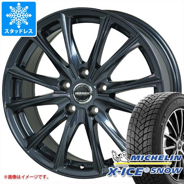 堅実な究極の スタッドレスタイヤ ミシュラン エックスアイススノー 215/55R16 97H XL & ヴァーレン W05 6.5-16 タイヤホイール4本セット 215/55-16 MICHELIN X-ICE SNOW, オオモリマチ c4e0710c
