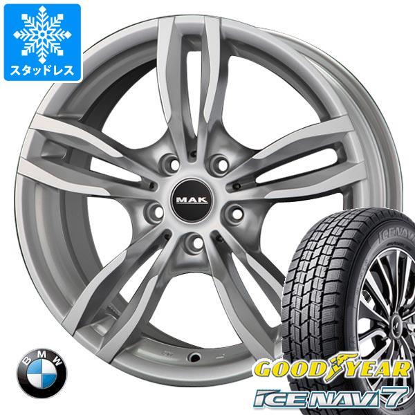 (お得な特別割引価格) BMW F22 91Q/F23 F22/F23 2シリーズ用 スタッドレス グッドイヤー アイスナビ7 MAK 205/55R16 91Q MAK ルフト タイヤホイール4本セット, 大きいサイズの専門店グランバック:2d6c1682 --- zahidul12.com