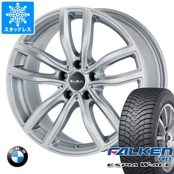 【2021 新作】 BMW BMW G11/G12 MAK 7シリーズ用 スタッドレス 7シリーズ用 ファルケン エスピア ダブルエース 245/50R18 100H MAK ファー タイヤホイール4本セット, ソウマシ:74daa36b --- anekdot.xyz